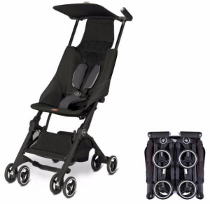 $129.99史低价:Pockit Lightweight 轻巧型口袋婴儿推车