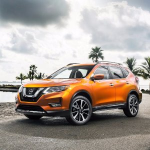 Nissan's New Best Selling Car2017 Nissan Rogue