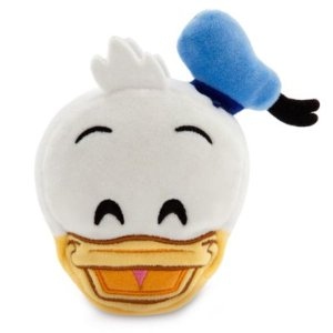 Donald Duck Emoji Plush - 4''