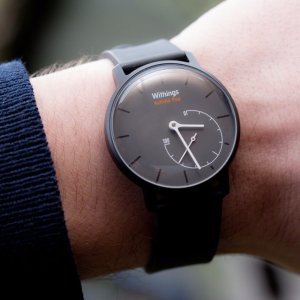 史低价 $59.99 (原价$95.01)Withings Activite Pop 智能手表 灰色