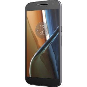 Moto G4 XT1625 32GB (Unlocked, Black)