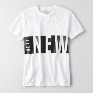 Extra 30% OFFAmerican Eagle Outfitters Men's Tees Sale