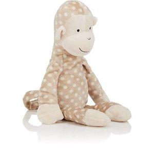 猴子毛绒玩具