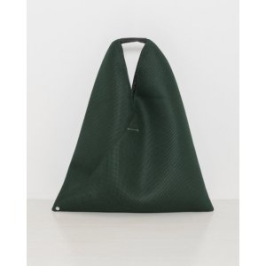 MM6 Maison Margiela Mesh Triangle Tote | The Dreslyn