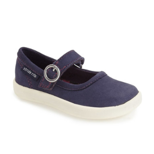 Stride Rite | Simone Mary Jane Flat (Walker, Toddler & Little Kid) | Nordstrom Rack