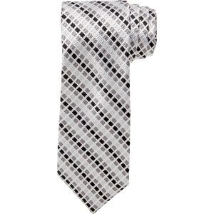 Executive Collection Geometric Tie CLEARANCE - Ties | Jos A Bank