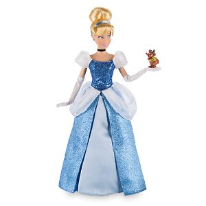 Cinderella Classic Doll with Gus Figure - 12'' | Disney Store