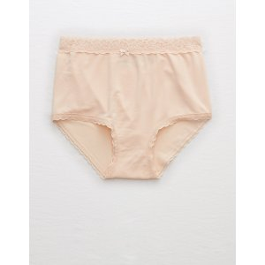 Aerie Hi-Rise Boybrief , Nude | Aerie for American Eagle