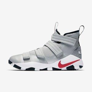 LeBron Soldier XI SFG Basketball Shoe. Nike.com