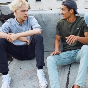 Up to 30% OFFHollister Men's Clothing Sale