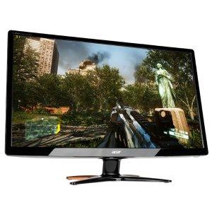 仅售$155.54!最低价的电竞显示器!Acer GN246HL 24吋 144Hz 1ms电竞显示器