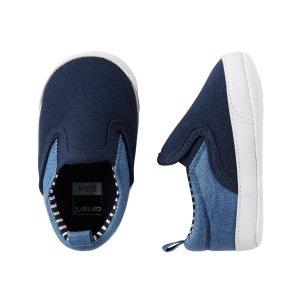 Carter's Slip-On Sneaker Crib Shoes | Carters.com
