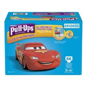 额外8折+包邮Huggies Pull-Ups 好奇幼儿如厕训练裤