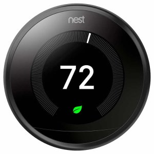 $169Nest 3rd Generation Learning Thermostat Stainless Steel
