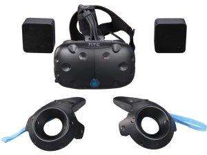 $599 新低HTC Vive SteamVR 虚拟现实套装