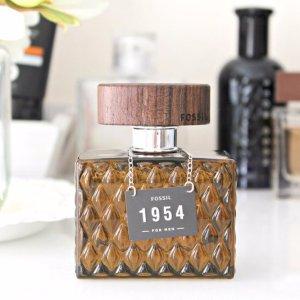 $18FOSSIL 1954 FOR MEN COLOGNE SPRAY