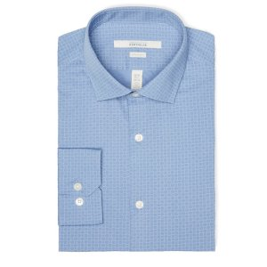 Ultra Slim Dotted Circle Dress Shirt