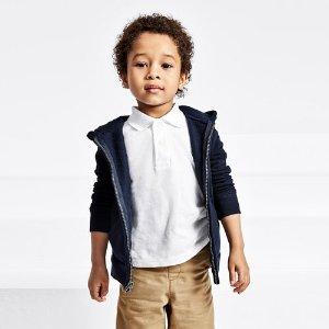 Toddler Boys Short Sleeve Basic Polo   The Children's Place