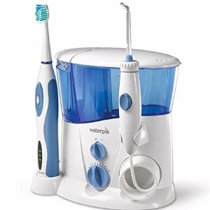$44.99Waterpik WP-900 Water Flosser and Sonic Toothbrush Complete Care