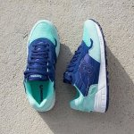 Saucony Originals Men's Shadow 5000 Fashion Sneakers, Blue/Mint
