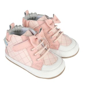 Primrose High Top Baby Shoes, Mini Shoez