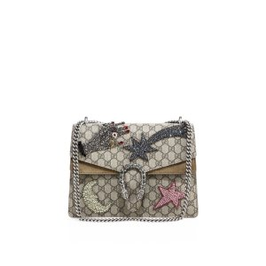 Dionysus Medium Gg Supreme Sequin-Embroidered Shooting Star Bag