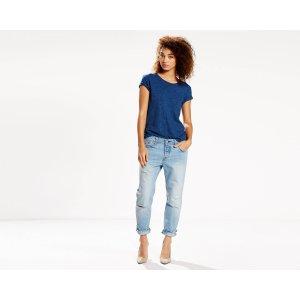 501® CT Jeans for Women Turbulent Indigo