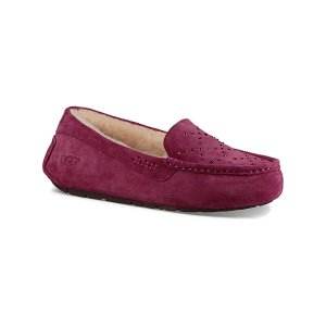 UGG® Lonely Hearts Ansley Moccasin With Swarovski® Crystal - Women | zulily