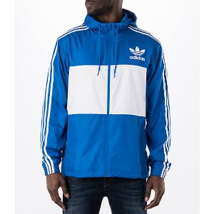 Men's adidas CLFN Windbreaker| Finish Line