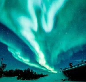 史上最靠谱赏北极光攻略!北国的天际,加拿大黄刀镇极光指北