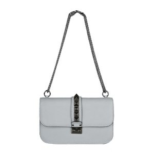 Valentino Garavani Medium Rockstud Lock Bag