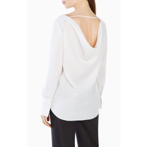 Ceanna Cowl-Back Top