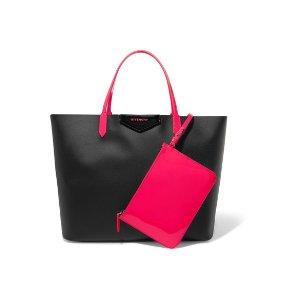 Givenchy   Antigona Shopping textured-leather tote