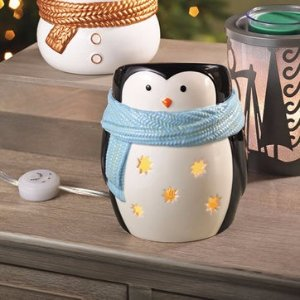 Porter Penguin w/ LED and Timer Scenterpiece® Wax Warmer - Yankee Candle