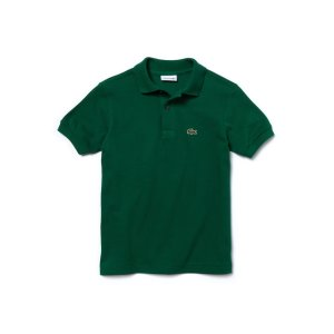 Kids' Short Sleeve Classic Piqué Polo Shirt | LACOSTE