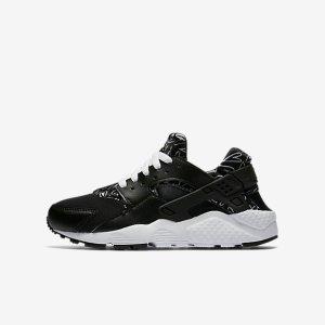 Nike Huarache Print Big Kids' Shoe .