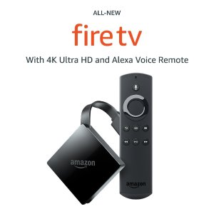 $69.99 Pre-OrderAll-New Fire TV with 4K Ultra HD and Alexa Voice Remote