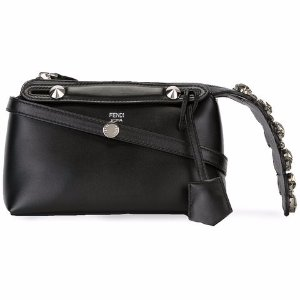 Fendi Embellished Crossbody Bag - Farfetch