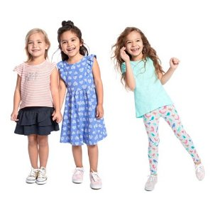 Extra 15-30% Off + $10 Off $40 + Kohl's CashBaby and Kid's Clothing @ Kohl's