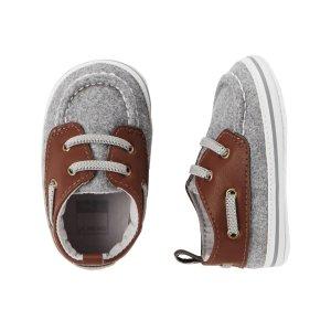 Carter's Boat Shoe Crib Shoes