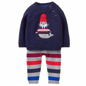 walrus sweater set