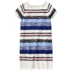 Stripe Sweater Dress at Crazy 8