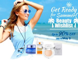 Up To 90% Off Get Ready For Summer @ Sasa.com