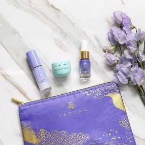Free 2pc GWPwith $125 Purchase @ Tatcha