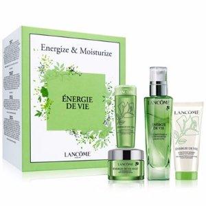 Lanc�me 4-Pc. �nergie de Vie Skincare Set - Gifts & Value Sets - Beauty - Macy's