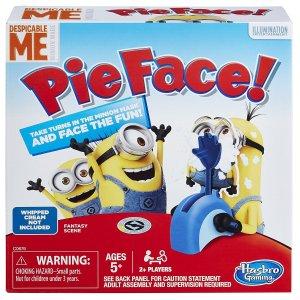 Hasbro Pie Face Game Despicable Me Minion Made Edition