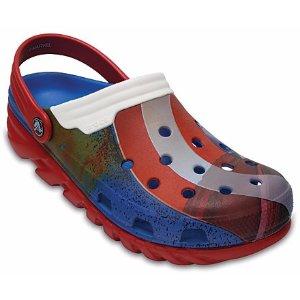 Duet Max Captain America™ 美国旗洞洞鞋