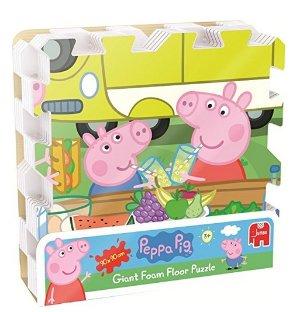 $29.88Peppa Pig Giant EVA Foam Floor Puzzle (9-Piece)