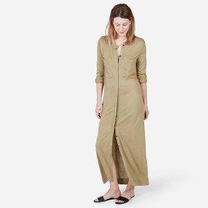 The Ryan Long-Sleeve Dress | Everlane