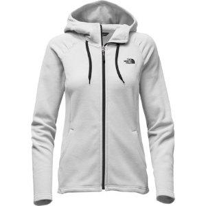 The North Face Mezzaluna Fleece Full-Zip Hoodie